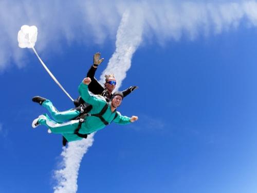 Saut en parachute proche de Montauban : Paradrenalin