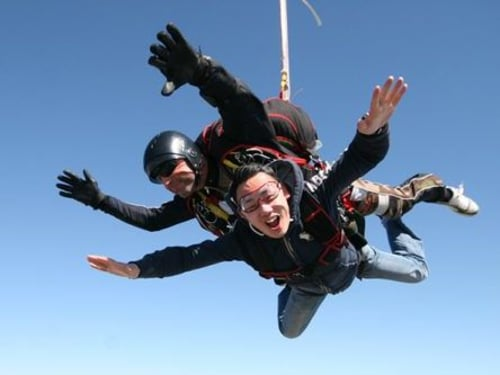 Air Parachutisme - Niergnies