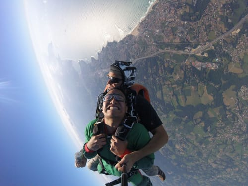 Air Evasion Biarritz Parachutisme