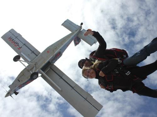 Saut en parachute proche de Paris : Xtrem Day