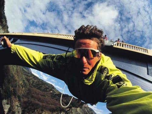 Saut à l'élastique au Pont de Ponsonnas : Vertige Aventures