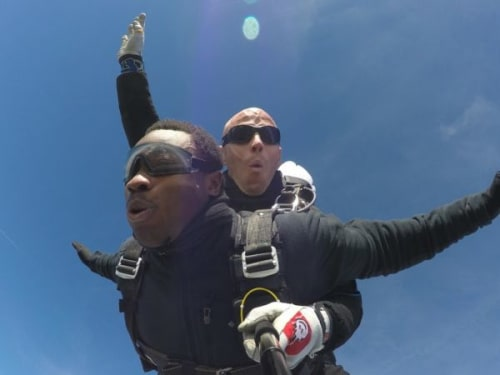 Air Parachutisme - Plivot