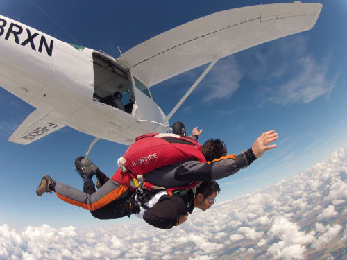 Fly Attitude – Centre de Parachutisme