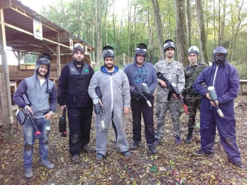 Paintball Vibration (95270 Belloy-en-France)