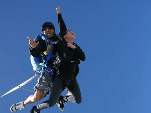 Air Parachutisme - Prunay
