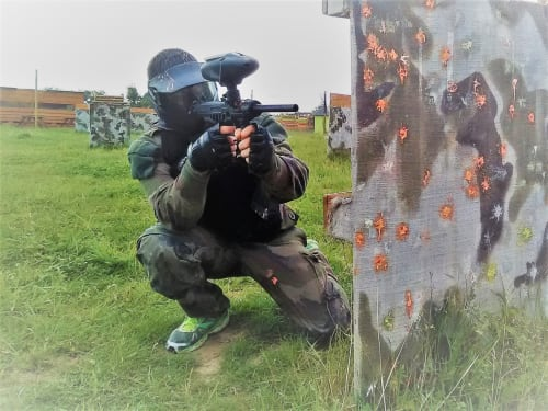 Paintball And Games (Alixan)