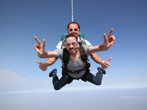 Saut en parachute près de Maubeuge : Skydive Maubeuge