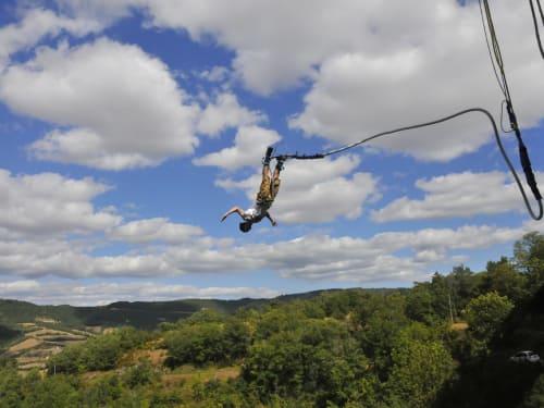 Antipodes Sport Nature - saut à l'élastique à 1 h de Montpellier