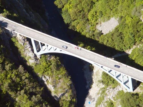 Vertige Aventures - Pont de Ponsonnas