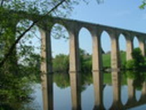 Oxygene 40 saut à l'élastique du viaduc de L'Isle Jourdain en Charente