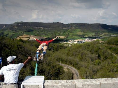 Antipodes Sport Nature Viaduc Saint Eulalie de Cernon
