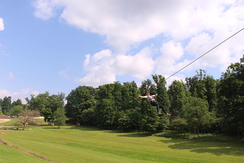 Parc Aventure de la Vallée de Fontdouce - Saint-Bris-des-Bois