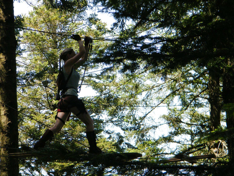 La Forêt de l'Aventure - Cublize
