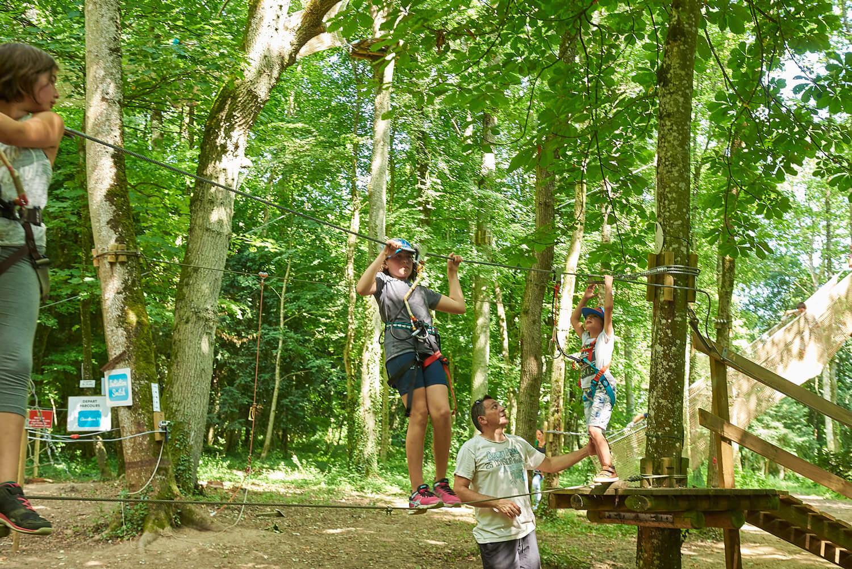 Grand Bois Aventure - Gimouille