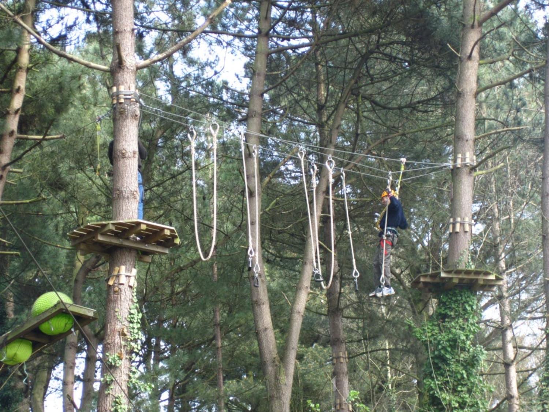 Forêt Adrénaline – Parc des Gayeulles - Rennes