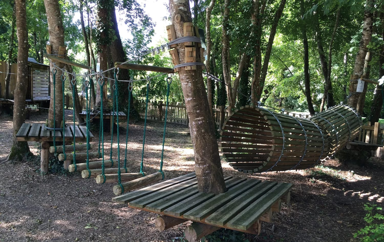 Poltrot Parc Aventure - Nabinaud