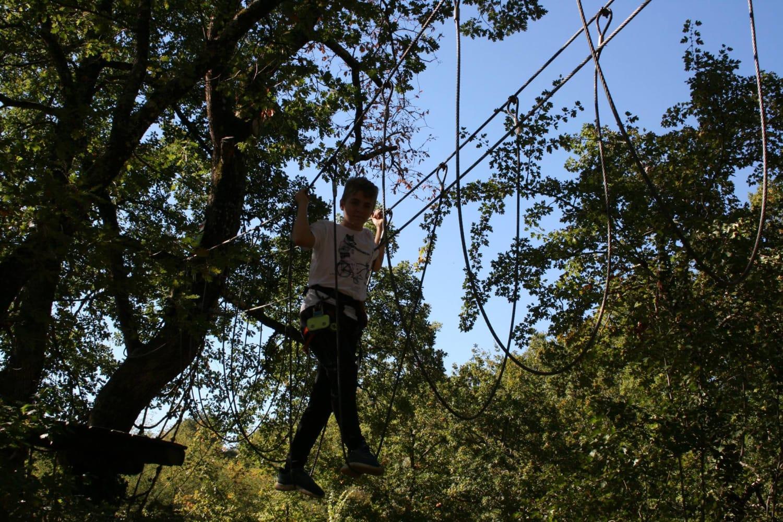 Le Cri de Tarzan – Puylaurens - Puylaurens
