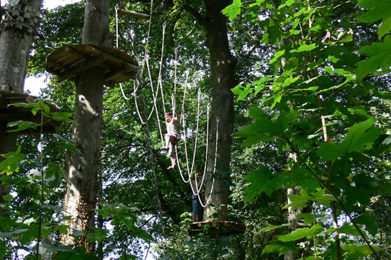 Ecopark Adventures Penzé - Taulé-Penzé