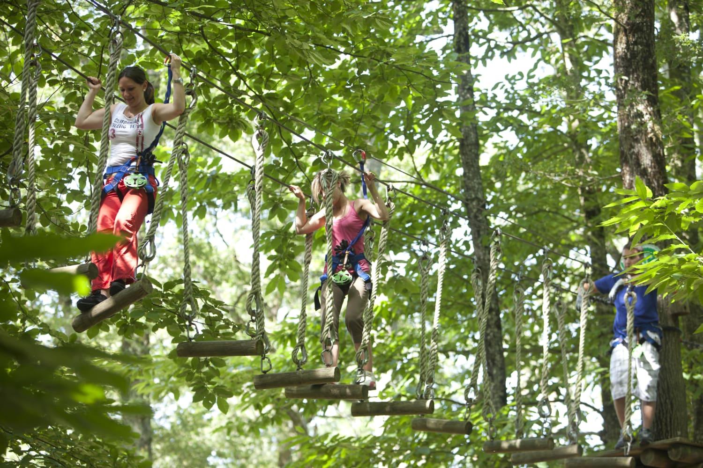 Aventure Parc Lacs de Haute Charente - Massignac