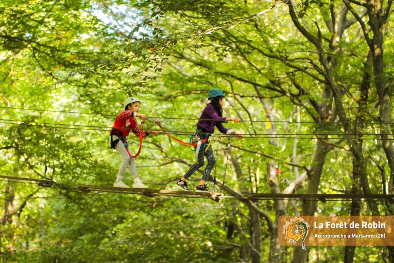 La Forêt de Robin - Marsanne