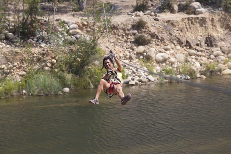 Parc acrobatique forestier de la Solenzara - Solaro