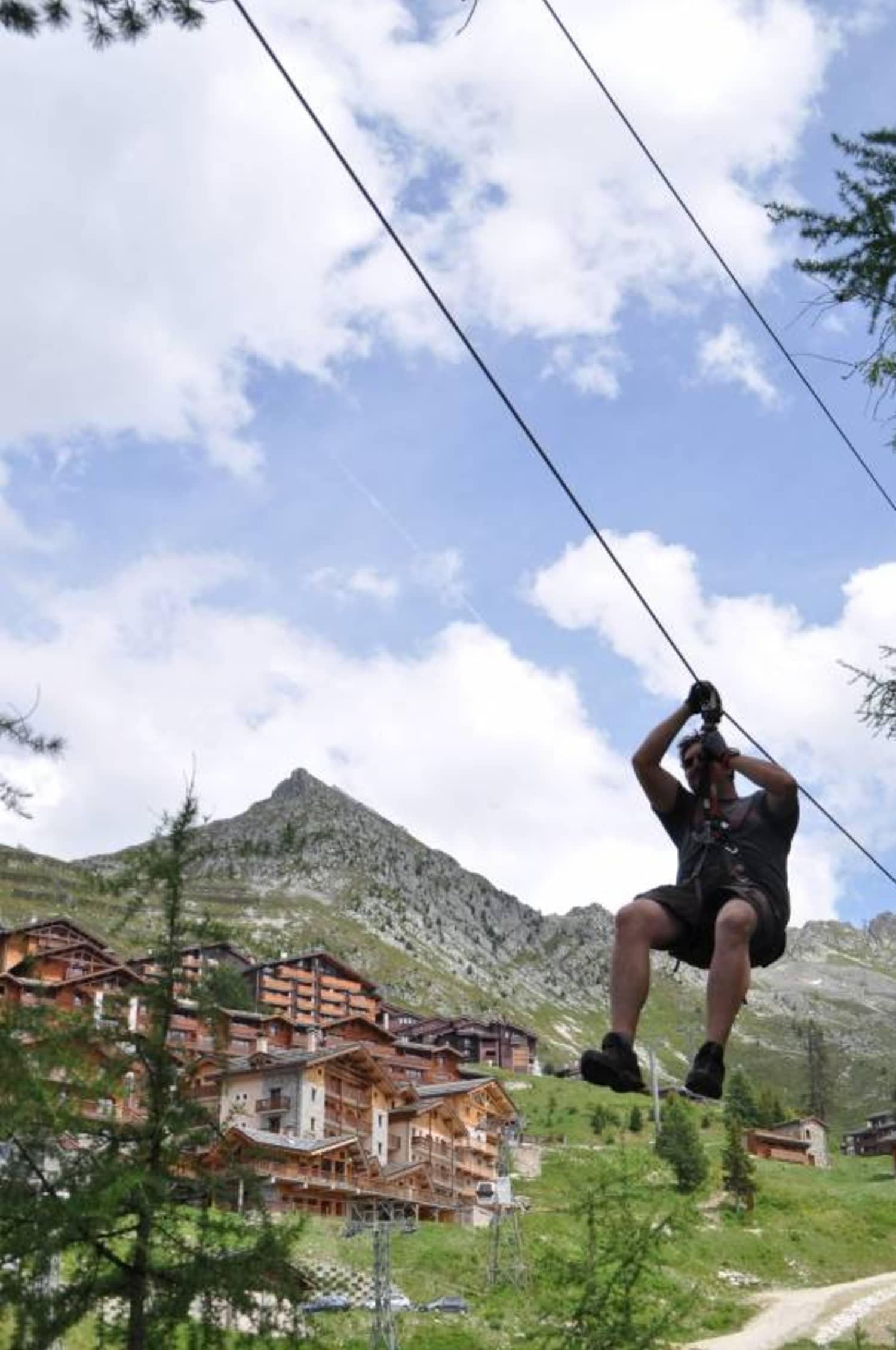 ELPRO Adventure Park - Mâcot-la-Plagne