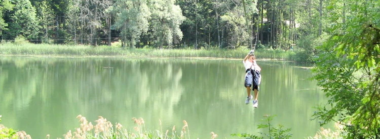 Parc Aventure du Bugey - Hauteville-Lompnes