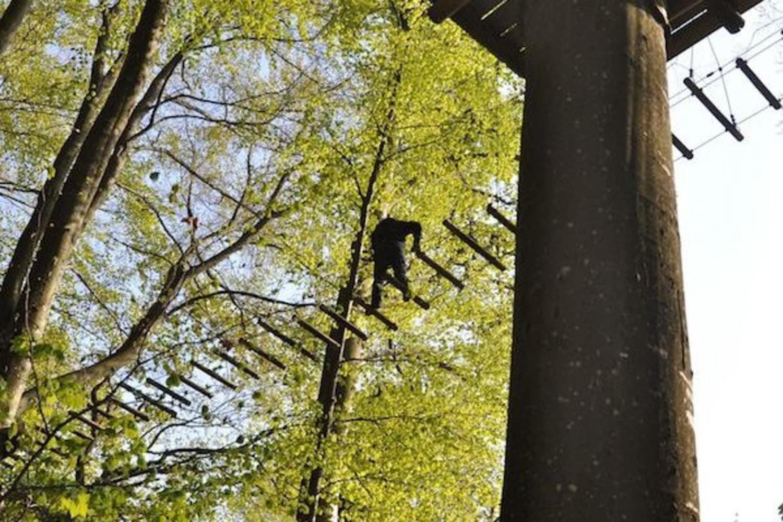 Parc Aventure Aigle - Aigle