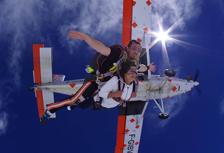 Savoie Parachutisme - Voglans