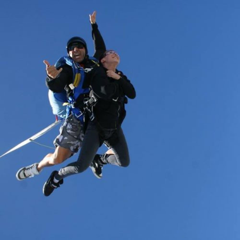 Air parachutisme - Seine et Marne - Melun