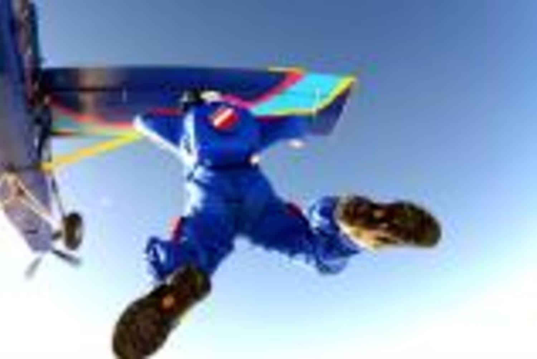 Pau parachutisme passion - Lasclaveries