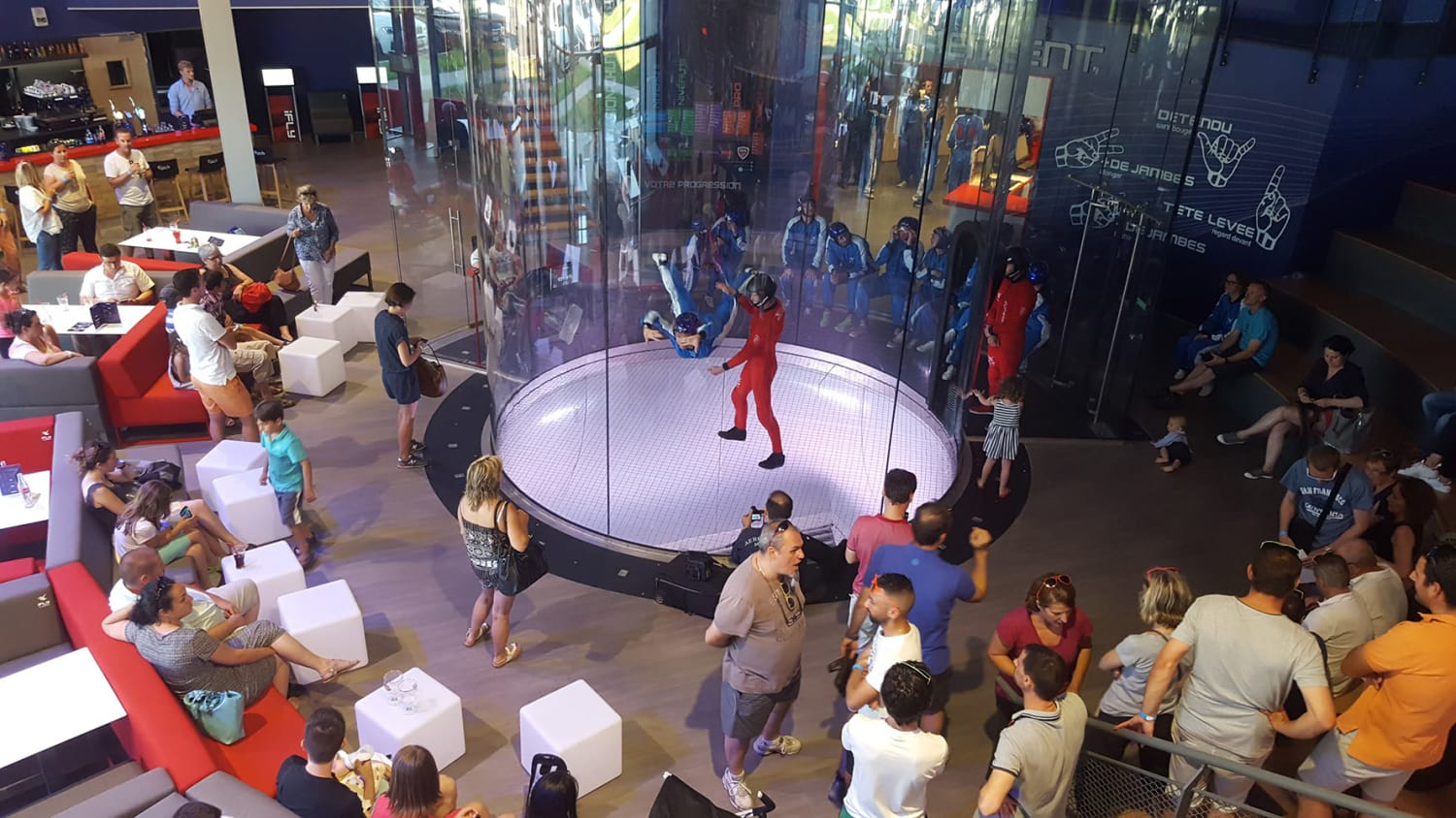 Ifly Lyon - Saint-Priest