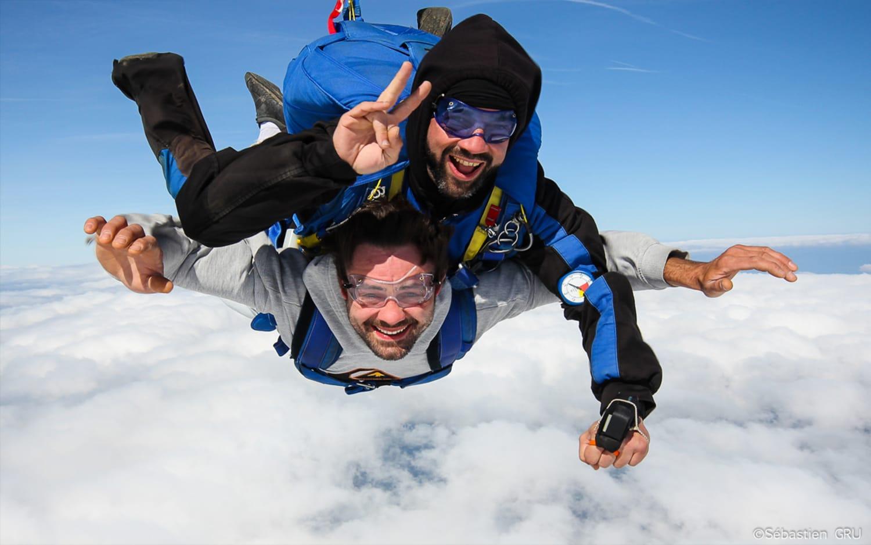 Parachutisme 71 - La Loyère