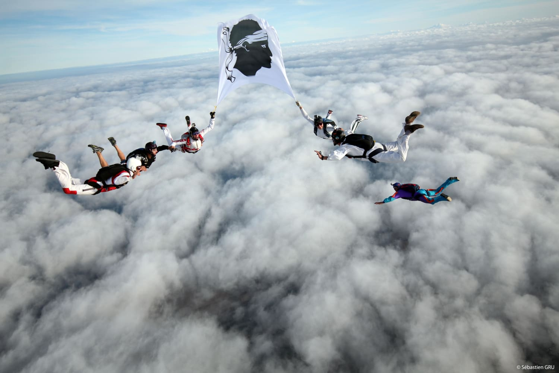 Corse parachutisme Corse du Sud - Ghisonaccia