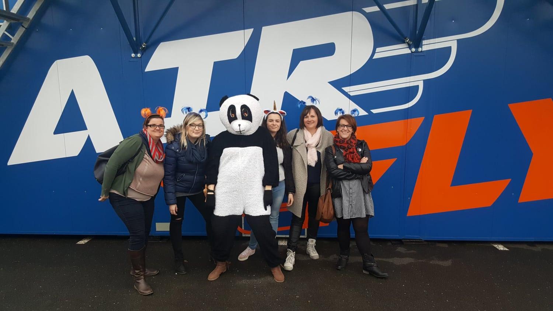 Chute libre Indoor à Rennes : Airfly Bretagne - La Mézière