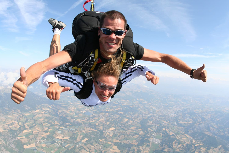 Skydive Center à Gap dans les Alpes de Haute Provence - TALLARD