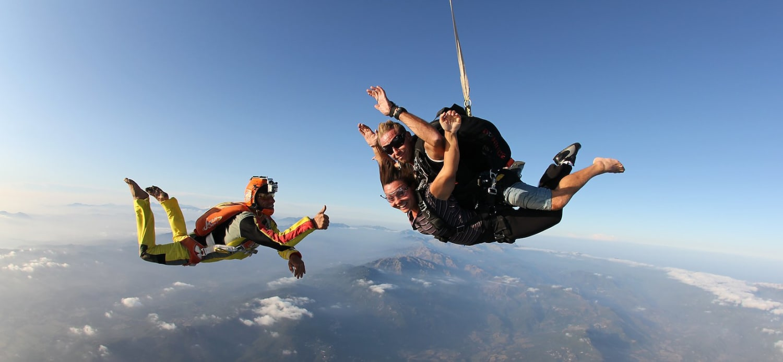 Corse Parachutisme - Propriano