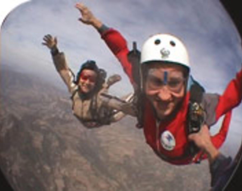 Tallard école de parachutisme - TALLARD