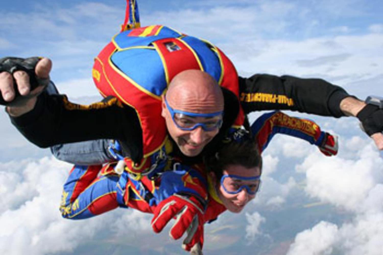 Air parachutisme - Essonne - Evry