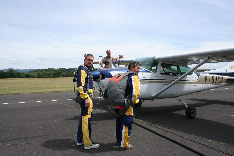 Auvergne Parachutisme - Clermont-Ferrand