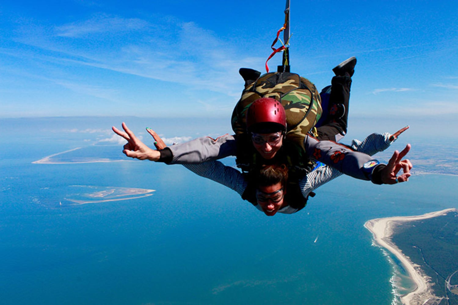 SKYDIVE SOULAC - Soulac-sur-Mer