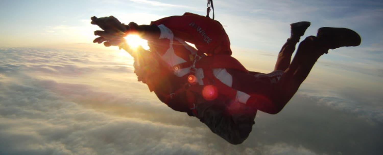 Saut en parachute proche de Paris : Paris Jump - Paris
