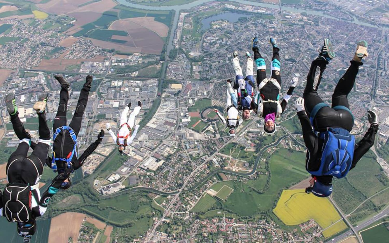 Parachutisme 71 – Centre professionnel de parachutisme - La Loyère