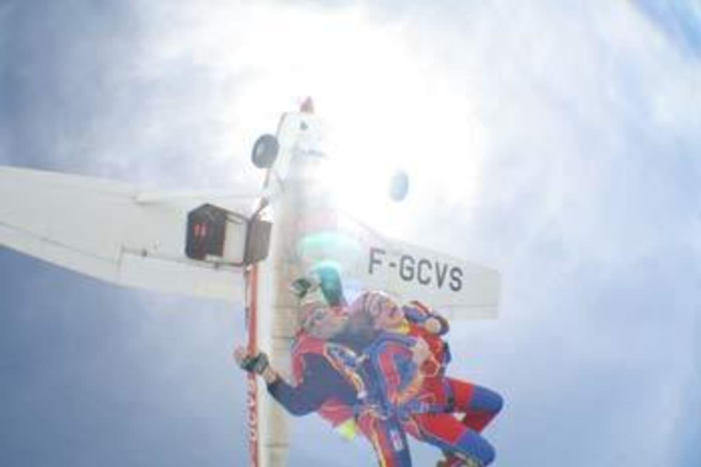 Air parachutisme - Nord Pas De Calais  - Lille