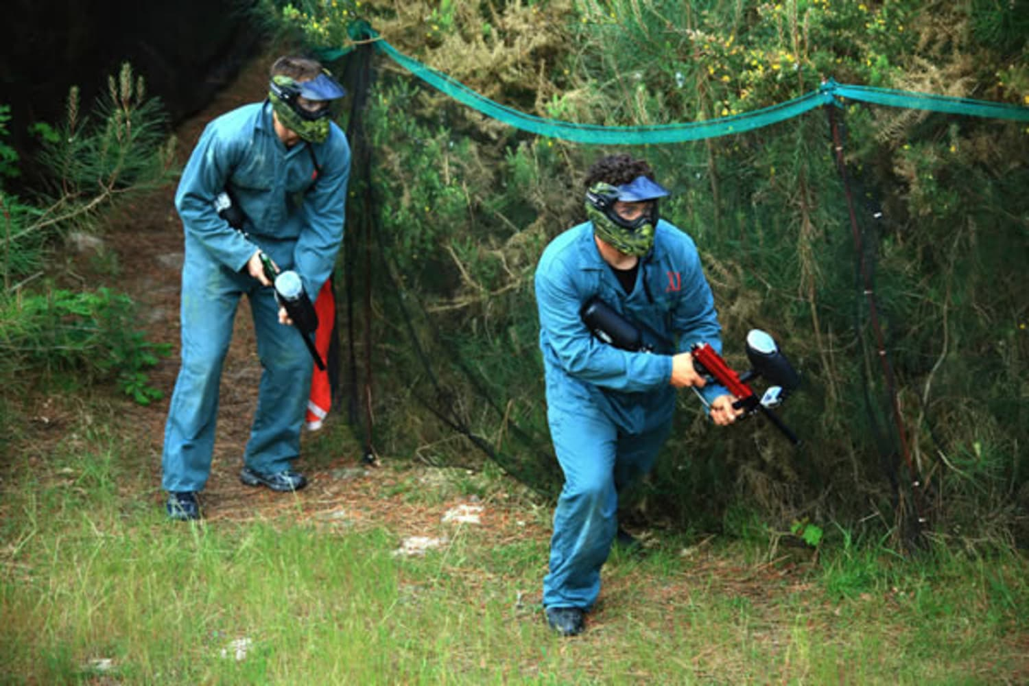 Paintball Montalivet - Montalivet