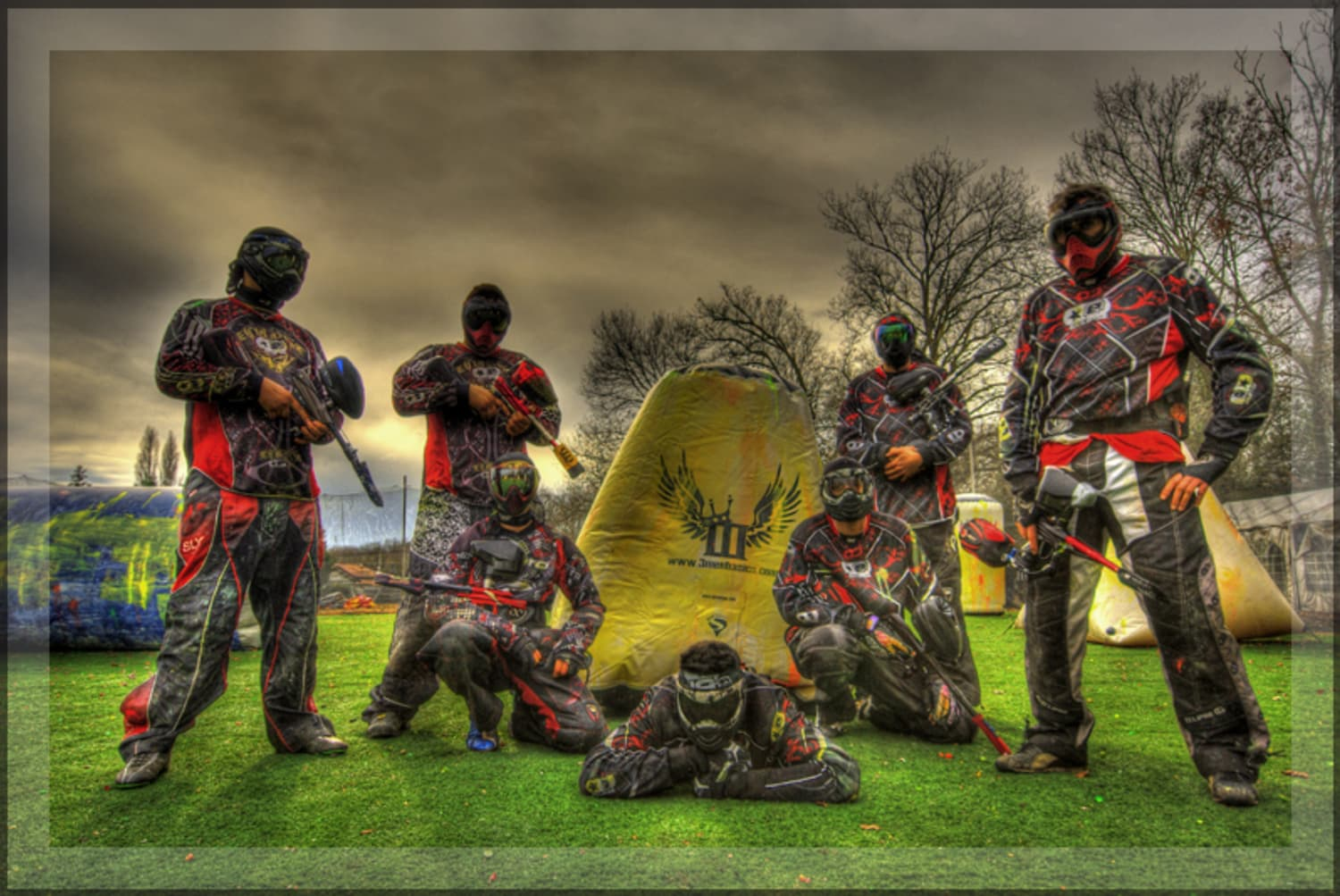 Paintball Nature Lyon - Mions