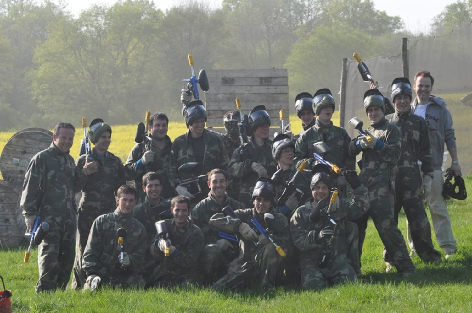 Perche Paintball Saint-Germain-De-La-Coudre - Saint-Germain-De-La-Coudre