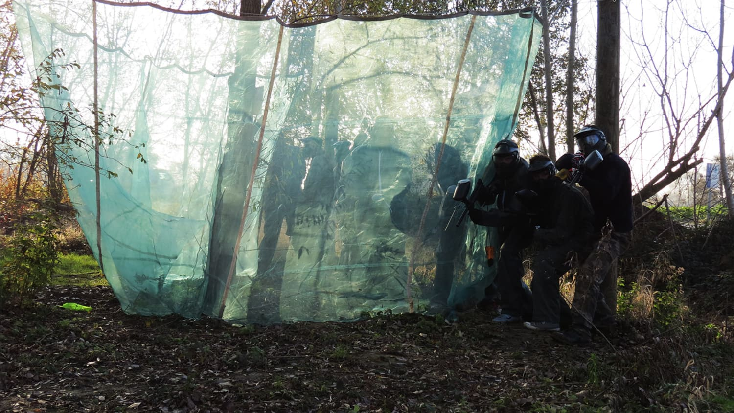 Alm Paintball - Simandres