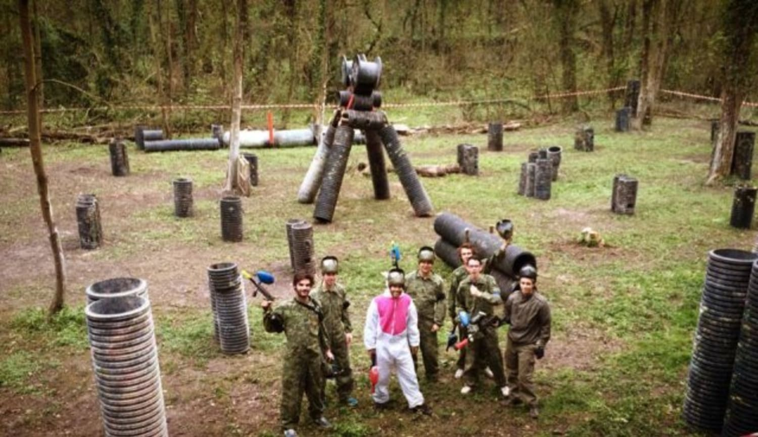 Paintball Zone - Villennes-sur-Seine