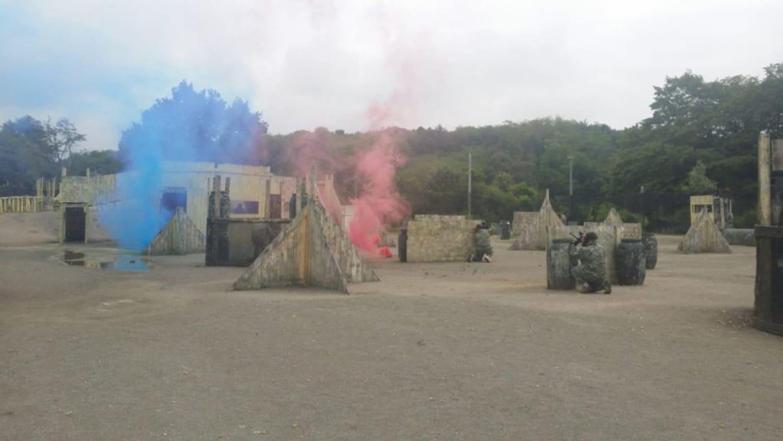 Berserkers Paintball Lyon - Chamagnieu
